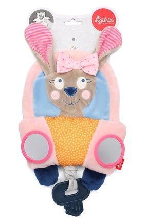 Детского развивающая игрушка заяц SIGIKID разноцветного цвета, арт. 42515 | Фото 1