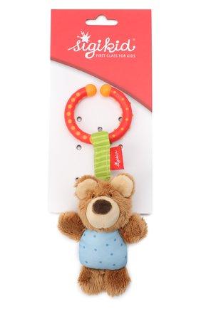 Детского развивающая игрушка мишка SIGIKID разноцветного цвета, арт. 42253   Фото 1