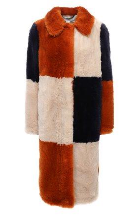 Женская шуба STELLA MCCARTNEY разноцветного цвета, арт. 601930/SPB09 | Фото 1
