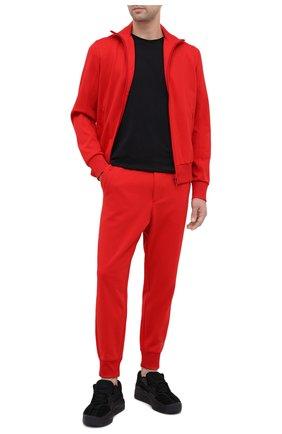 Мужская толстовка Y-3 красного цвета, арт. GK4538/M | Фото 2