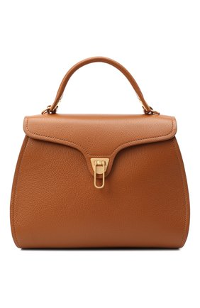 Женская сумка marvin medium COCCINELLE коричневого цвета, арт. E1 GP0 18 03 01 | Фото 1