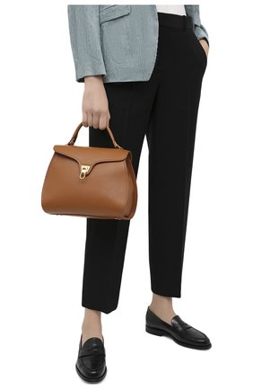 Женская сумка marvin medium COCCINELLE коричневого цвета, арт. E1 GP0 18 03 01 | Фото 2