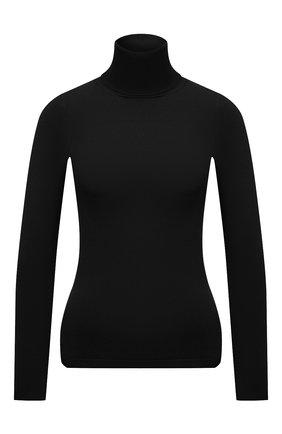 Женская водолазка из вискозы STELLA MCCARTNEY черного цвета, арт. 601794/S2076 | Фото 1