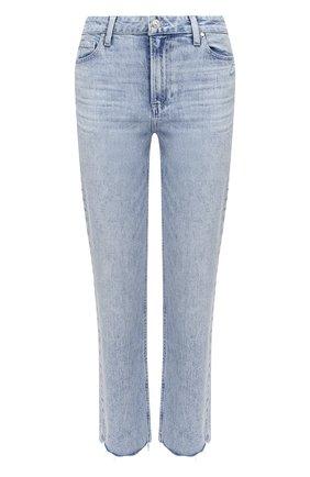 Женские джинсы PAIGE голубого цвета, арт. 6268B61-2215 | Фото 1