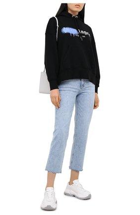 Женские джинсы PAIGE голубого цвета, арт. 6268B61-2215 | Фото 2