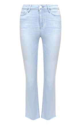 Женские джинсы PAIGE голубого цвета, арт. 6280H36-1632 | Фото 1