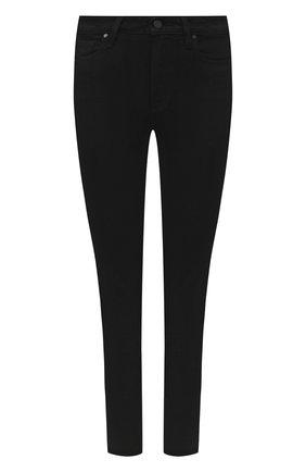 Женские джинсы PAIGE черного цвета, арт. 6714521-2139 | Фото 1