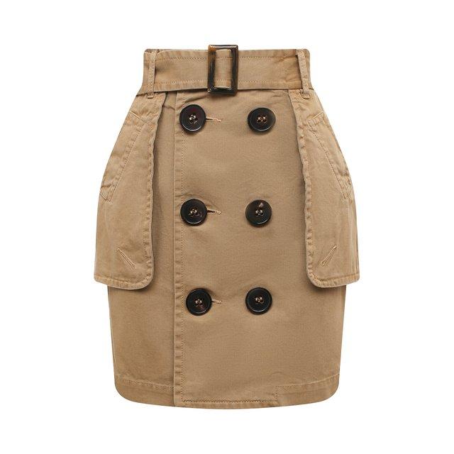 Хлопковая юбка Dsquared2