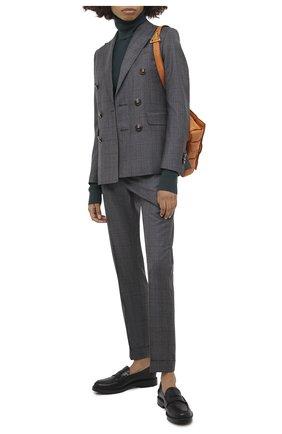Женский шерстяной костюм DSQUARED2 темно-серого цвета, арт. S75FT0214/S53015 | Фото 1