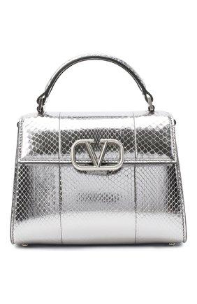 Женская сумка valentino garavani vsling VALENTINO серебряного цвета, арт. UW2B0G97/QRZ | Фото 1