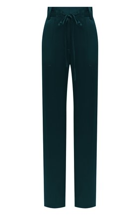 Женские брюки TOM FORD зеленого цвета, арт. PAW327-FAX727 | Фото 1