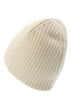 Женский шапка из смеси шерсти и кашемира TAK.ORI белого цвета, арт. HTK50021WC030AW19 | Фото 2