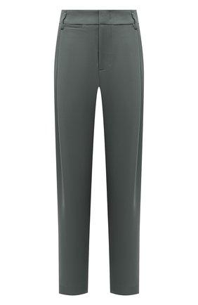 Женские брюки VINCE зеленого цвета, арт. V676021832 | Фото 1