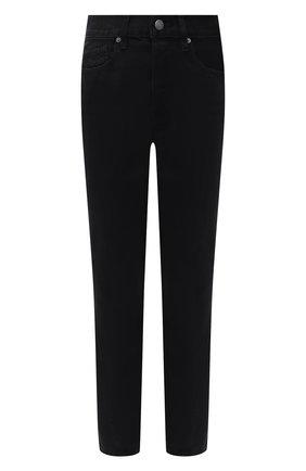 Женские джинсы FRAME DENIM черного цвета, арт. L0JSKT252 | Фото 1