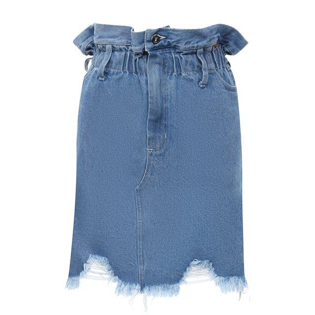 Джинсовая юбка Ruban