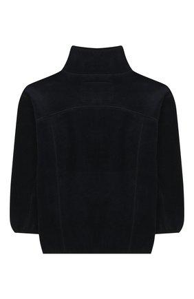 Детского куртка urbano MOLO темно-синего цвета, арт. 5W20L203   Фото 2 (Материал внешний: Синтетический материал; Рукава: Длинные; Ростовка одежда: 4 года   104 см, 5 лет   110 см, 6 лет   116 см, 7 лет   122 см, 8 лет   128 см, 10 - 11 лет   140 - 146см)