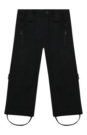 Детские утепленные брюки jump pro MOLO черного цвета, арт. 5W20I102 | Фото 1