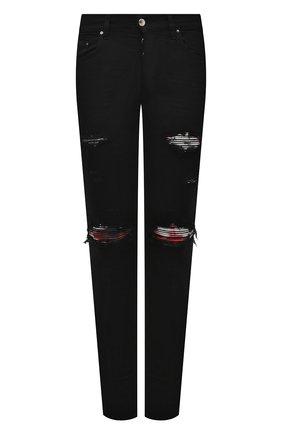 Мужские джинсы AMIRI черного цвета, арт. F0M01157SD | Фото 1