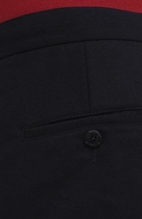 Мужские брюки BOGNER темно-синего цвета, арт. 18383337   Фото 5