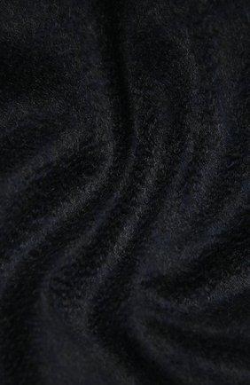 Мужской кашемировый шарф KITON темно-синего цвета, арт. USCIACX03T01 | Фото 2