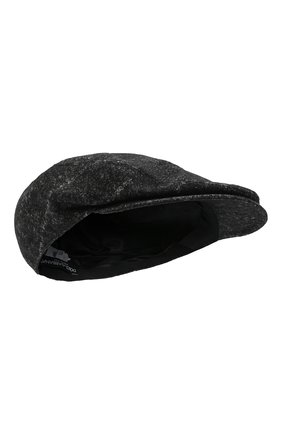 Мужская кепи DOLCE & GABBANA черного цвета, арт. GH587A/FRMDV | Фото 1