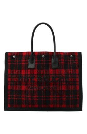 Женский сумка noe SAINT LAURENT красного цвета, арт. 499290/GKPGE | Фото 1