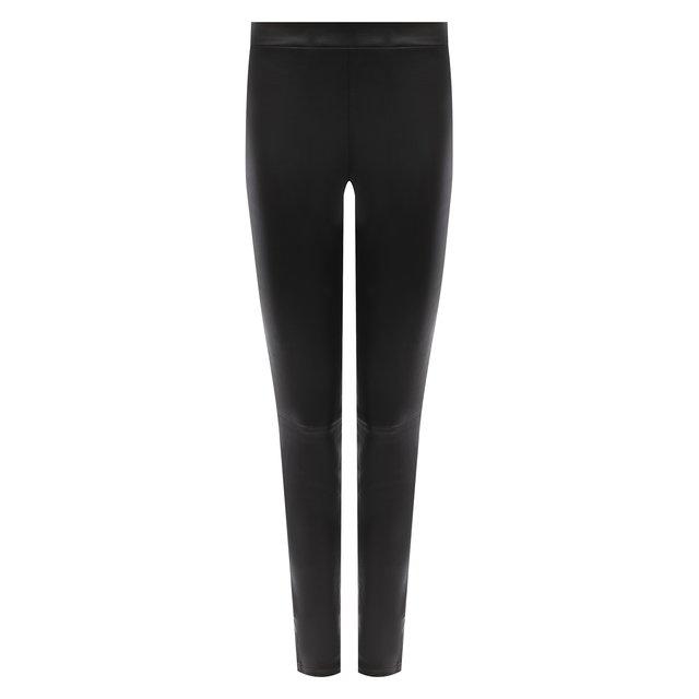 Кожаные брюки Theory