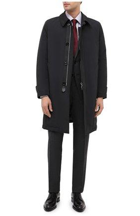 Мужской шерстяной костюм TOM FORD темно-серого цвета, арт. 811R36/21YA4C | Фото 1