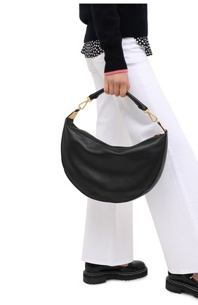 Женская сумка anais COCCINELLE черного цвета, арт. E1 GH0 13 02 01 | Фото 2