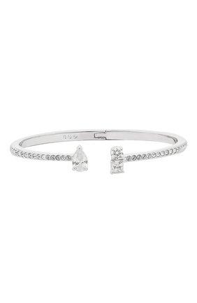 Женский браслет attract SWAROVSKI серебряного цвета, арт. 5572667 | Фото 1