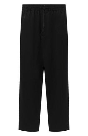 Мужской брюки Y-3 черного цвета, арт. GK4586/M | Фото 1