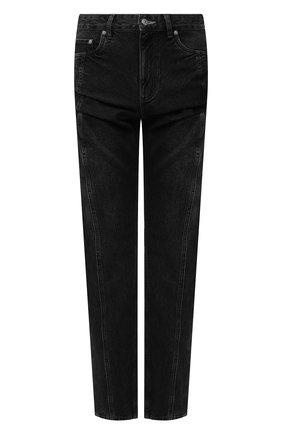 Мужские джинсы Y/PROJECT черного цвета, арт. JEAN26-S19 D03 | Фото 1