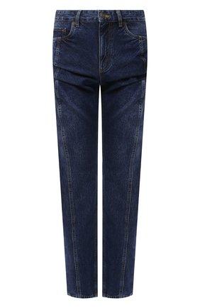 Мужские джинсы Y/PROJECT темно-синего цвета, арт. JEAN26-S19 D03 | Фото 1