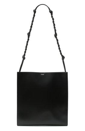 Женская сумка JIL SANDER черного цвета, арт. JSPR853171-WRB69146N | Фото 1