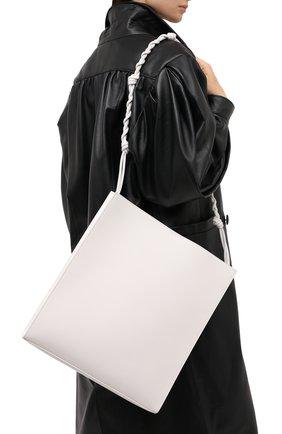 Женская сумка JIL SANDER белого цвета, арт. JSPR853171-WRB69146N | Фото 2