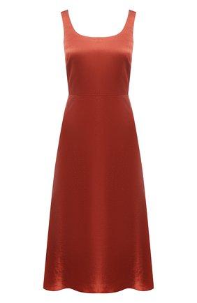 Женское платье VINCE красного цвета, арт. V674251206   Фото 1