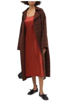 Женское платье VINCE красного цвета, арт. V674251206   Фото 2