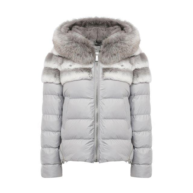 Пуховая куртка Max&Moi