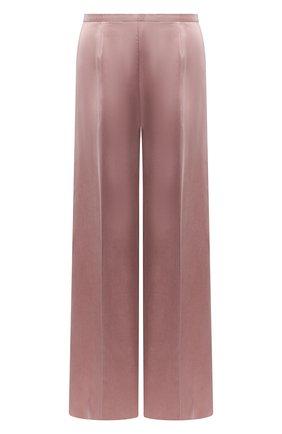 Женские брюки FORTE_FORTE сиреневого цвета, арт. 7550 | Фото 1