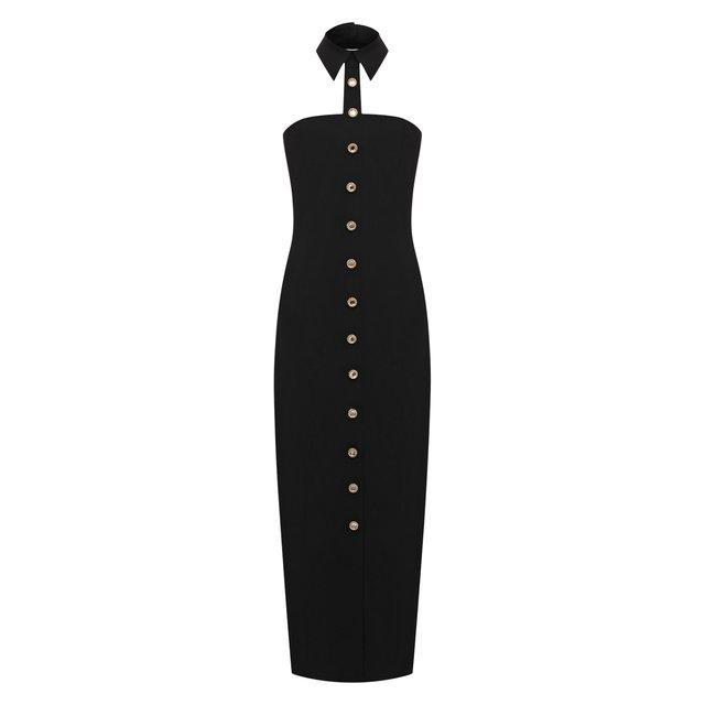 Шерстяное платье Alessandra Rich