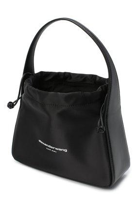 Женская сумка ryan ALEXANDER WANG черного цвета, арт. 20C220R192 | Фото 4