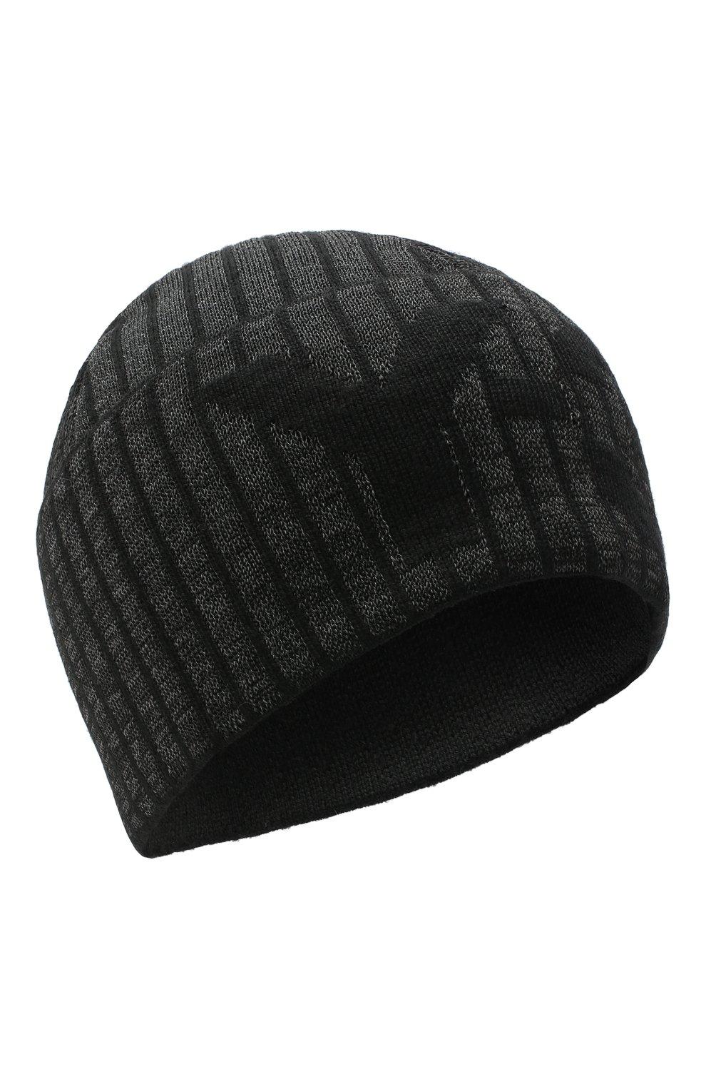 Мужская шапка Y-3 черного цвета, арт. GK0638/M | Фото 1