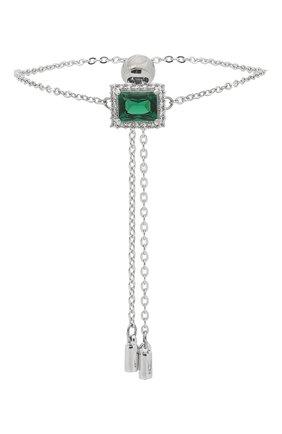 Женский браслет angelic SWAROVSKI серебряного цвета, арт. 5559836 | Фото 1