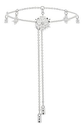 Женский браслет magic SWAROVSKI серебряного цвета, арт. 5576695 | Фото 1