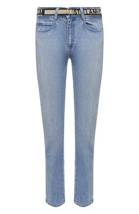 Женские джинсы STELLA MCCARTNEY голубого цвета, арт. 372773/S0H07 | Фото 1