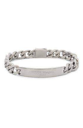 Мужской серебряный браслет MAISON MARGIELA серебряного цвета, арт. SM1UY0007/S12706 | Фото 1