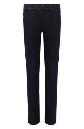 Мужские джинсы EMPORIO ARMANI синего цвета, арт. 8N1J45/1D19Z | Фото 1