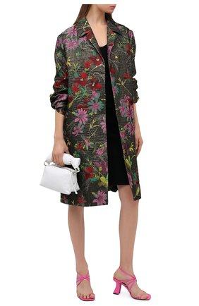 Женское пальто DRIES VAN NOTEN разноцветного цвета, арт. 202-30268-1337 | Фото 2