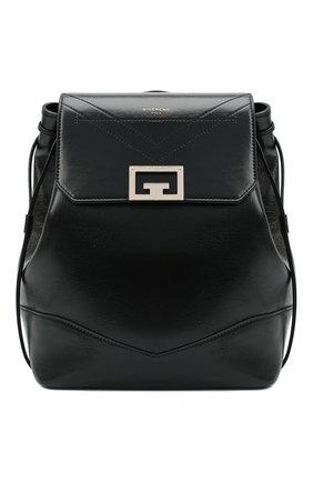 Женский рюкзак GIVENCHY черного цвета, арт. BB50F4B0WF | Фото 1