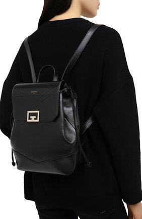 Женский рюкзак GIVENCHY черного цвета, арт. BB50F4B0WF | Фото 2